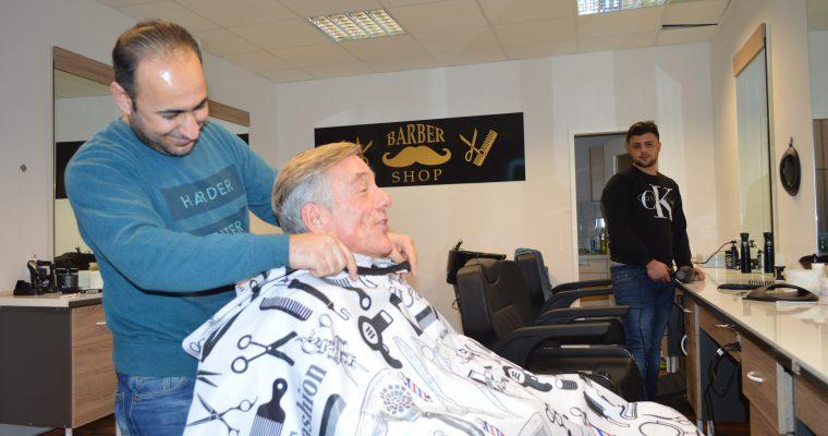 Barber Shop – Willkommen in der Hafenstrasse!