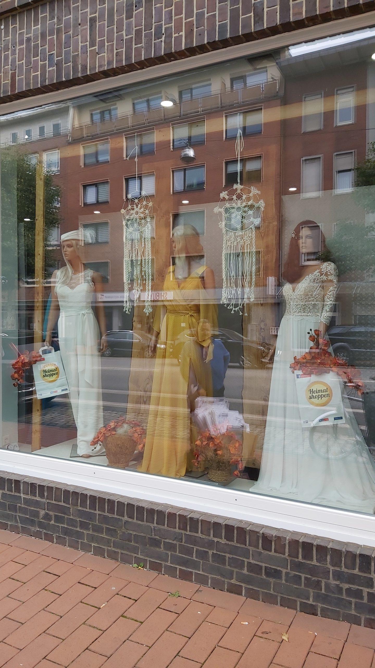 Heimat shoppen 2021 Fenster 1
