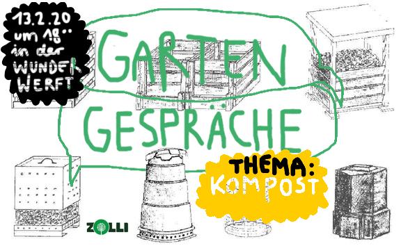 GartenGespräch Kompost
