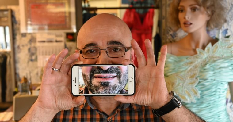 Gesichter und Geschichten Furkan Alan